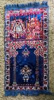 Gyönyörű Arab Fali Szőnyeg 100x50 cm