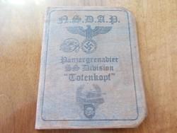 WW2,Panzergrenadier SS Division