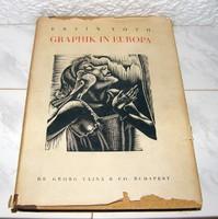 Európai grafika 1943 német nyelven