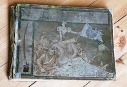 Az 1848/49 MAGYAR SZABADSÁGHARC TÖRTÉNETE KÉPEKBEN.