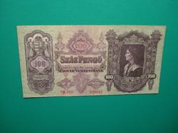 """100 pengő 1930 """" csillagos"""""""