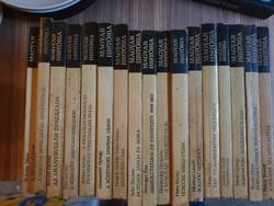 Magyar história sorozat 17 kötet