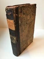 Mostani és régi földrajzi lexikon, Hübner- 1816 Pest