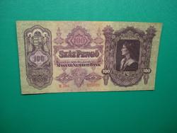 100 pengő 1930 Extraszép!