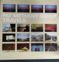 Pat Metheny Travels Francia kiadasu ECM album