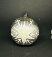 Retro Régi Óriás Nagy méretű Csillag Karácsonyfa dísz