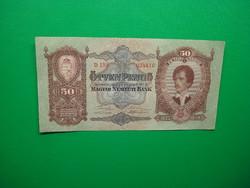 50 pengő 1932 aUNC