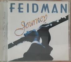 GIORA FEIDMAN : JOURNEY  -  CD - JUDAIKA