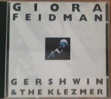 GIORA FEIDMAN : GERSHWIN & THE KLEZMER - ZSIDÓ ZENE  -  CD - JUDAIKA