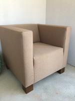 Mid century stílusú, modern fotel,  új