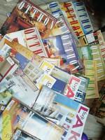 ÚJSÁG Otthon és Szép Lak újságok EGYBEN 1996 - 2002, 2012