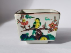 Japán Kutani porcelán csésze Meiji kor 1868-1912 /Kutani Japanese porcelain Meiji Era with Fuku mark