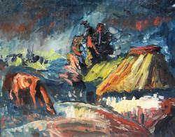 Ismeretlen festő: Tanya