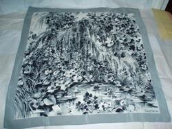 Vintage Bayron selyemkendő