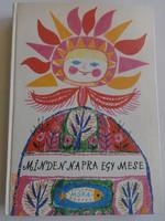 Minden napra egy mese - nagy mesekönyv Reich Károly rajzaival