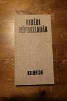 Kibédi népballadák-Ráduly János (Kriterion 1975)