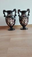 Nagyon régi Korondi Bertalan vázák