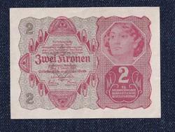 Ausztria 2 Korona 1922 (id11742)