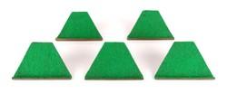 1C210 Réz éremtartó plakett tartó állvány 5 darab