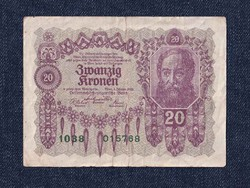 Ausztria 20 Korona 1922 (id10744)