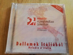 2 darab komolyzenei cd a MATÁV Szinfonikus zenekartól, új bontatlan