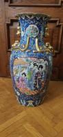 Kézzel festett japán váza 63cm