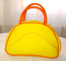 Pipisárga játék táska