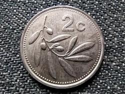 Málta 2 cent 1991 (id36870)