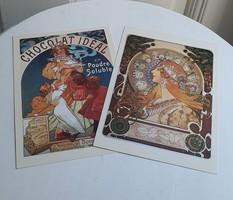 8 db új képeslap /Admos, Berugeher,.../