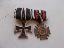 WW1,Német vaskerszt,spangai,..R!