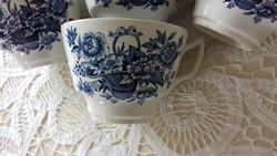 Angol Ridgway csészék
