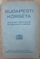 BUDAPESTI KÖRSÉTA   1933