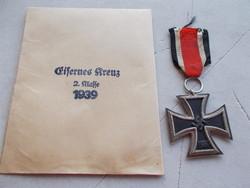 WW2,Vas kereszt,II.osztély,eredeti