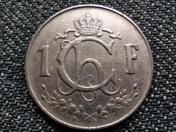 Luxemburg Sarolta (1919-1964) 1 Frank 1953 (id36655)