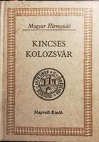 Kincses Kolozsvár I. kötet (Magyar Hírmondó)