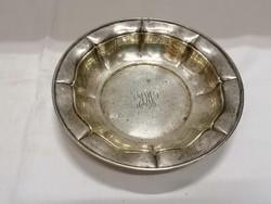 Sterling ezüst tál, 140 gramm