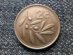 Málta 2 cent 1993 (id36871)