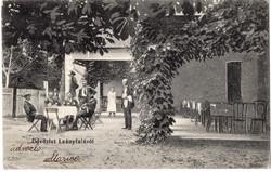 Leányfalu vendéglő 1921
