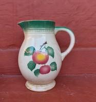 Zell am  Harmersbach gyönyörű régi kancsó, gyümölcsös , nosztalgia darab ,Gyűjtői szépség