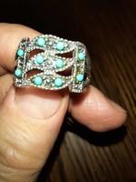 Türkiz gyűrű