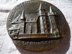 András Templom Debrecen.
