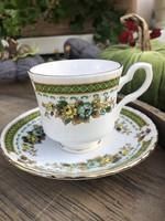 Gyönyörüséges Royal Stafford angol porcelán csésze