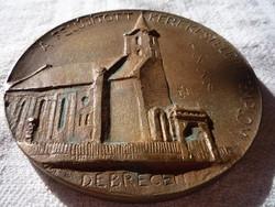Debreceni templom.