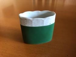 Régi meisseni porcelán cigaretta kínáló