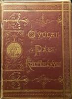 GYULAI PÁL KÖLTEMÉNYEI   1870