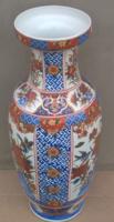 Kínai váza 60 cm ! jelzett