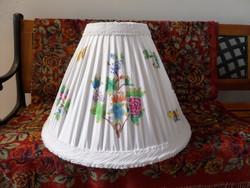 Legnagyobb méretű herendi lámpaernyő / ernyő / lámpabura / bura Viktória mintával