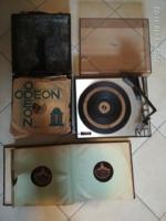 Philips lemez lejátszó lemezlejátszó 25 lemezzel