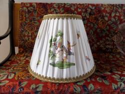 Herendi lámpaernyő / ernyő / lámpabura / bura Rothschild mintával