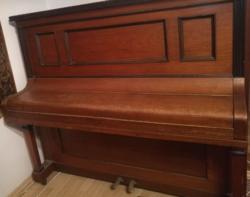 Hölzl pianínó (Wien) 1880 körül
